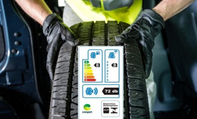Imagem ilustrativa da notícia: Etiquetagem de pneus aumentará competitividade do setor