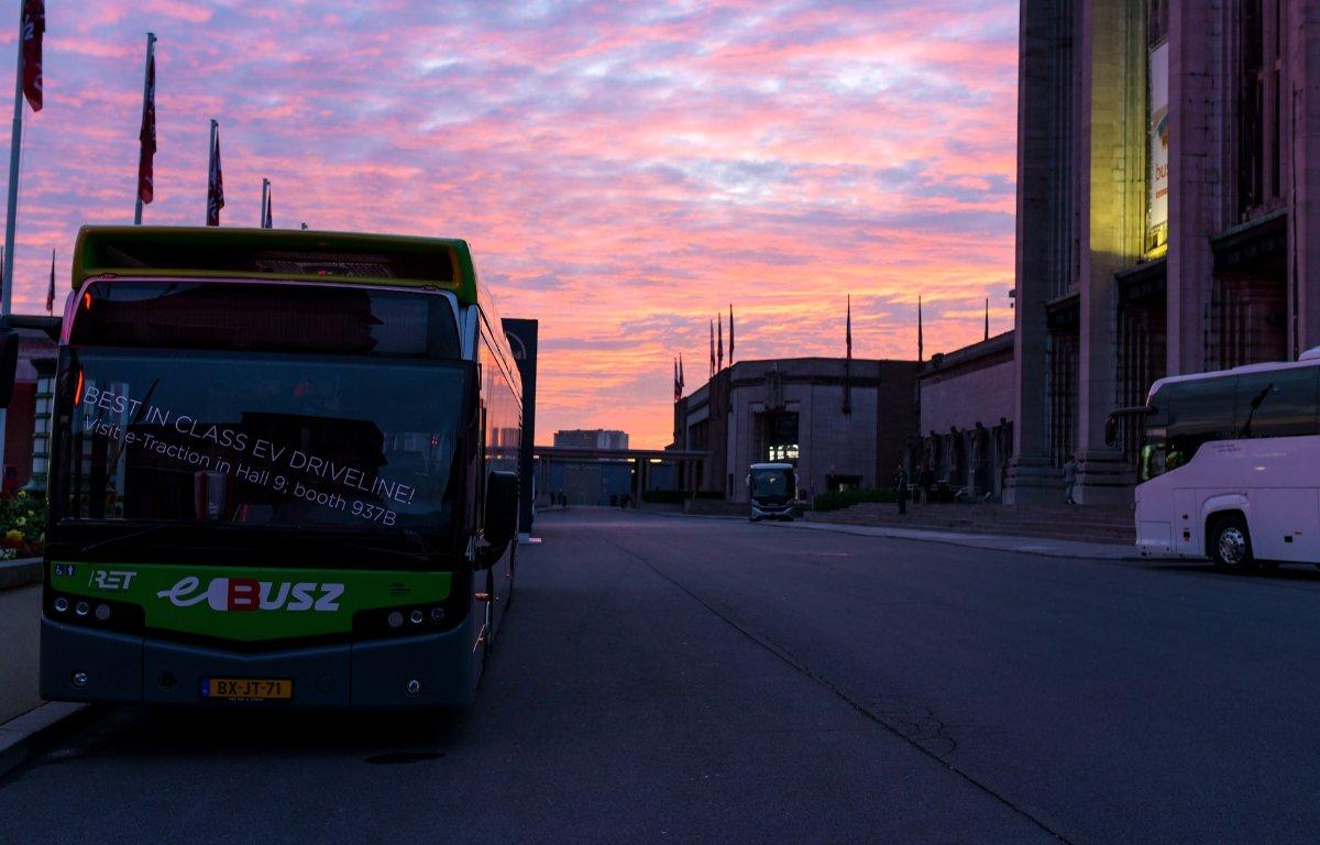 Imagem ilustrativa da notícia: Europa tem mais de dois mil ônibus elétricos em circulação