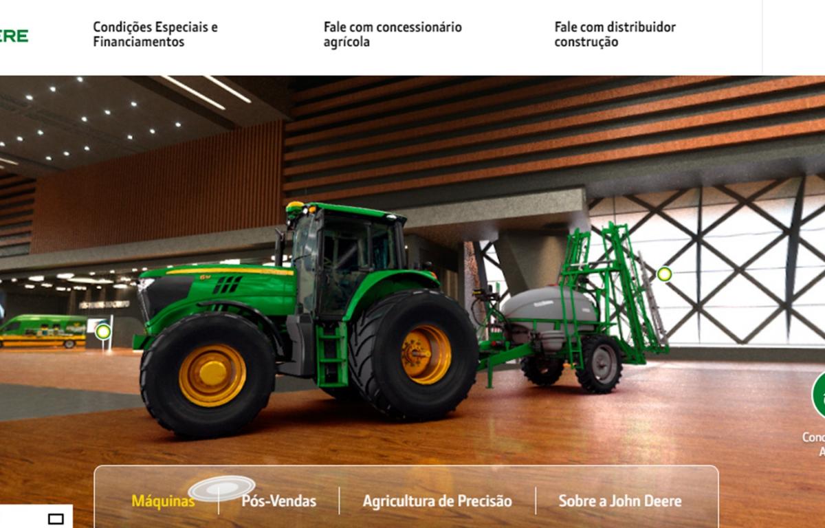 Imagem ilustrativa da notícia: Eventos online impulsionam vendas de máquinas