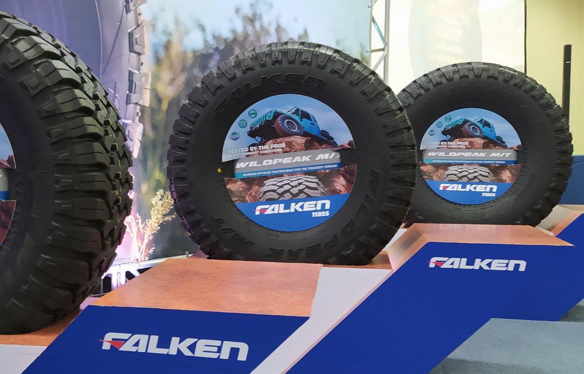 Imagem ilustrativa da notícia: Falken lança pneu para segmento off-road