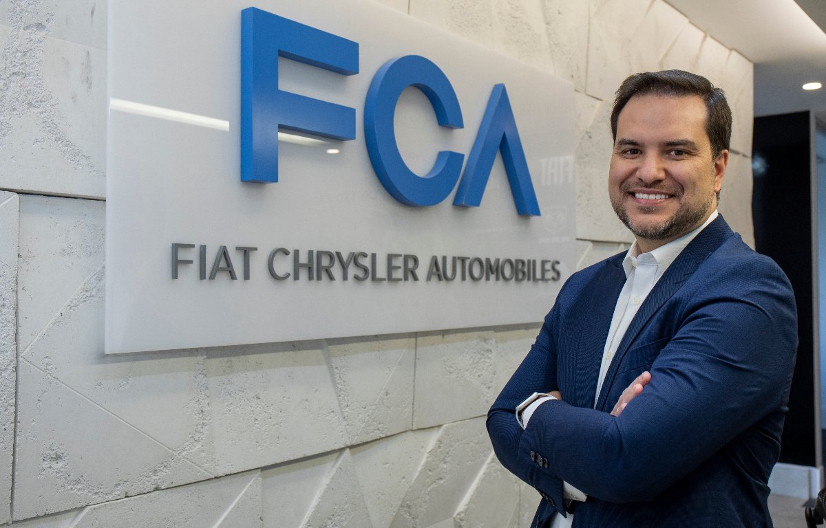 Imagem ilustrativa da notícia: Roger Corassa asume o desenvolvimento de rede da FCA