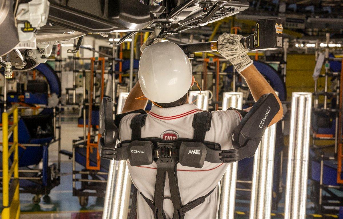 Imagem ilustrativa da notícia: FCA quer mais tecnologias da indústria 4.0 no Brasil