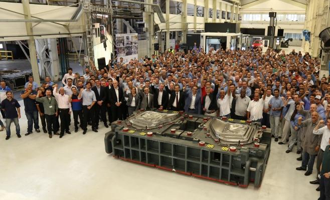 Imagem ilustrativa da notícia: VW investe R$ 30 milhões em ferramentaria