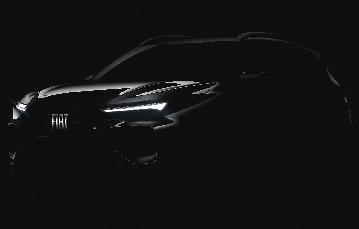 Imagem ilustrativa da notícia: Fiat apresentará seu novo SUV na final do BBB