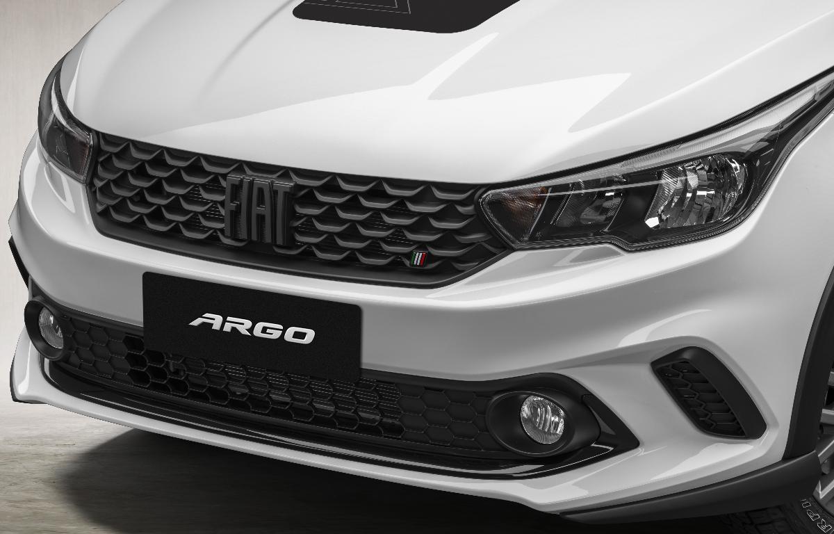 Imagem ilustrativa da notícia: Fiat Argo recebe a nova identidade da marca na linha 2021