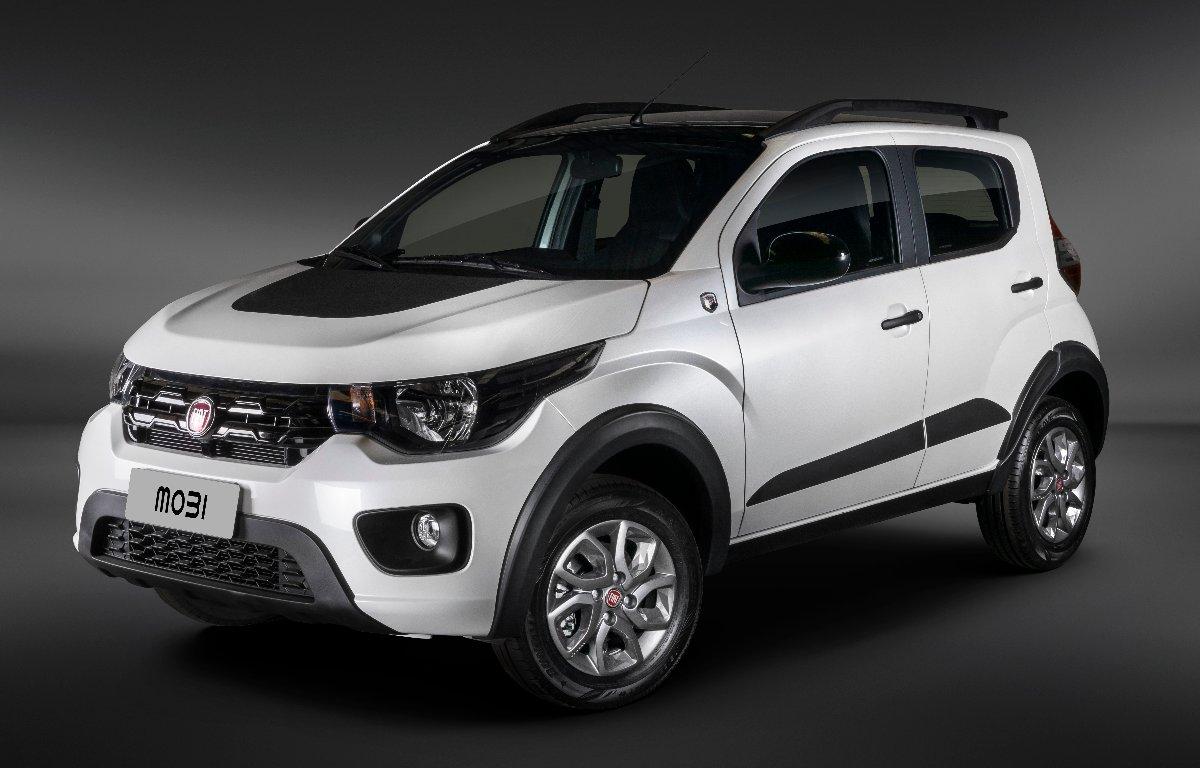 Imagem ilustrativa da notícia: Fiat soma 150 mil Mobi vendidos no Brasil