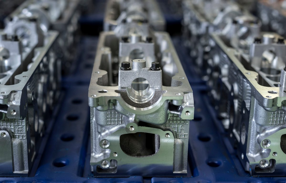 Imagem ilustrativa da notícia: Fiat Betim exporta cabeçotes para a Itália