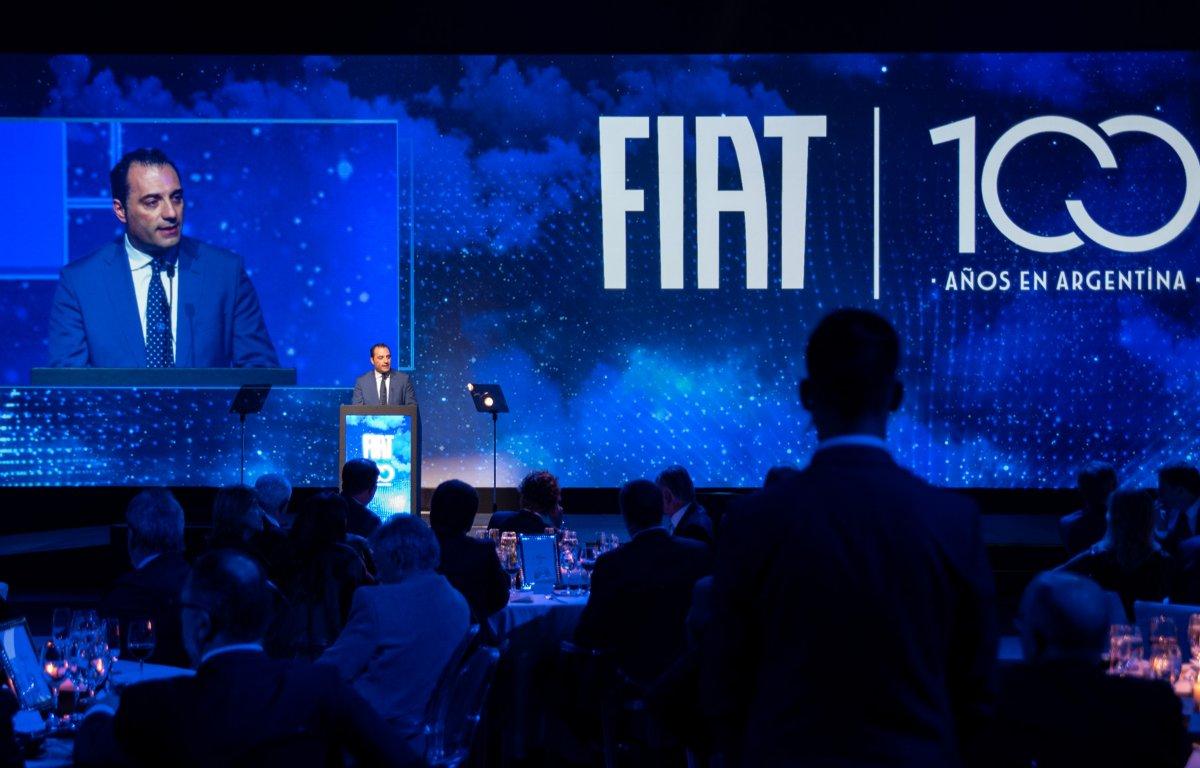Imagem ilustrativa da notícia: Fiat celebra 100 anos na Argentina