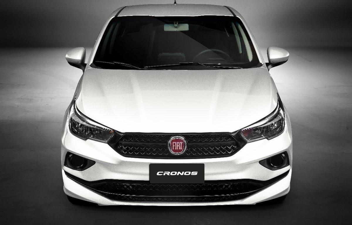 Imagem ilustrativa da notícia: Fiat Cronos ganha versão 1.8 para PCD