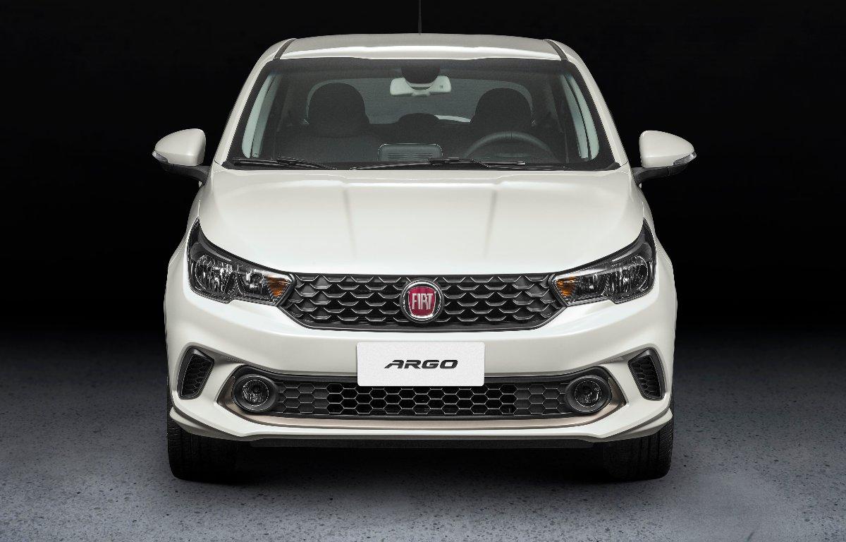 Imagem ilustrativa da notícia: Fiat reduz os preços na linha Argo 2020