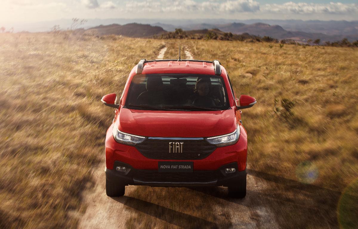 Imagem ilustrativa da notícia: Fiat vende 6 mil Strada em dez dias e tem expectativa superada