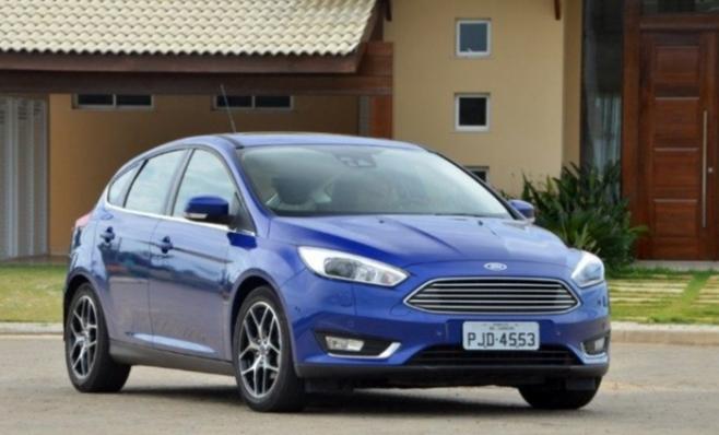 Imagem ilustrativa da notícia: Ford reajusta preços do Focus 2019