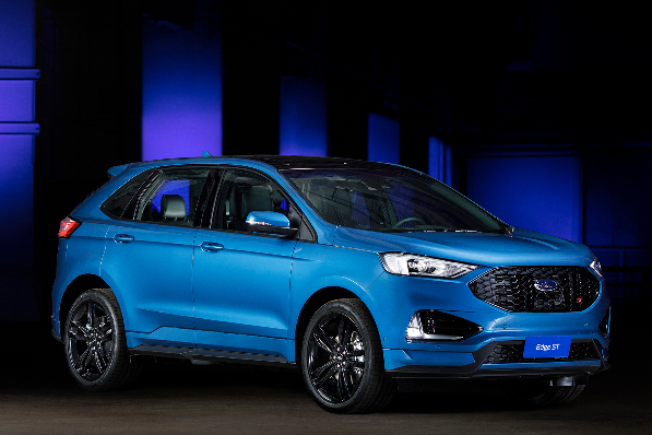 Imagem ilustrativa da notícia: Ford abre pré-venda do Edge ST por R$ 299 mil