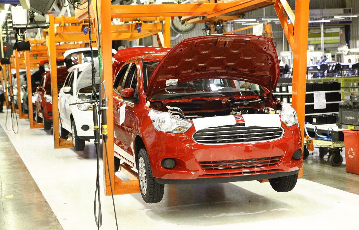 Imagem ilustrativa da notícia: Ford deu pistas de que algo ia mal