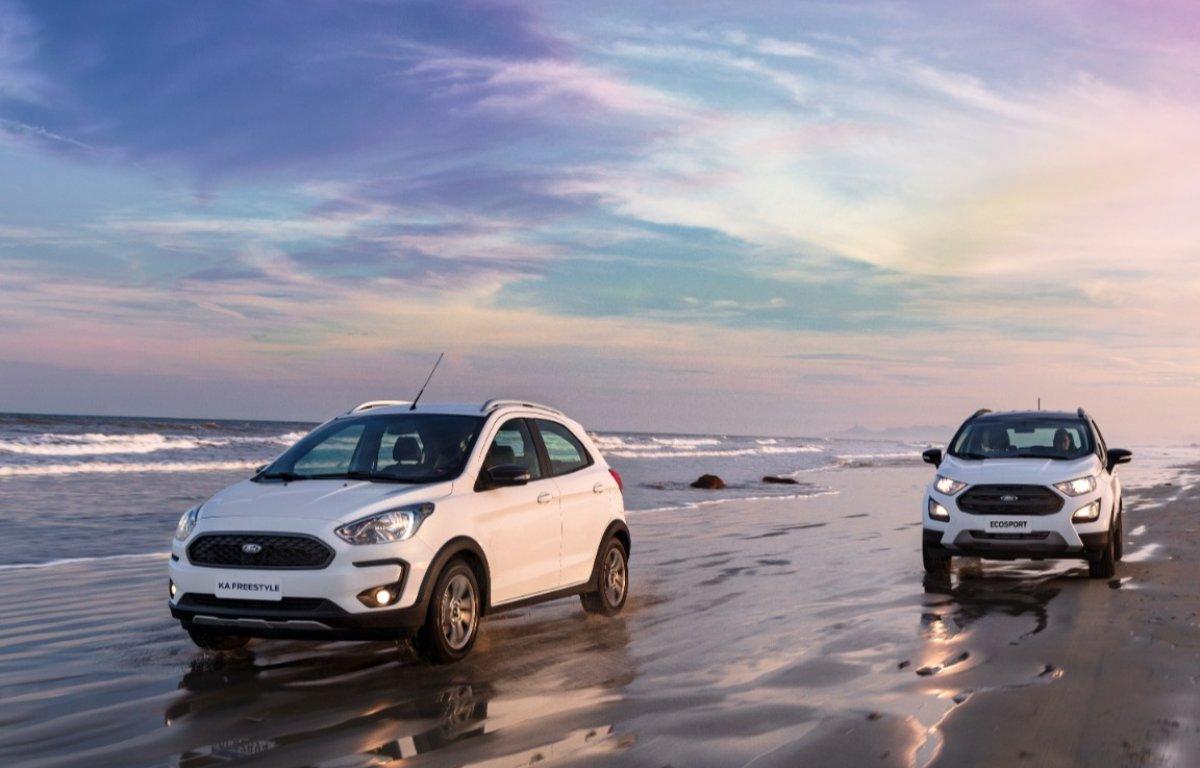 Imagem ilustrativa da notícia: Ford e Nissan têm vendas menores no semestre