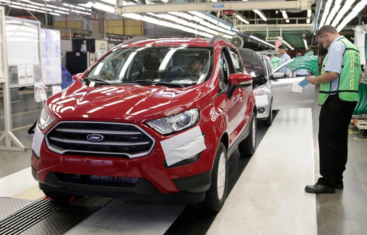 Imagem ilustrativa da notícia: Ford encerra produção de veículos no Brasil