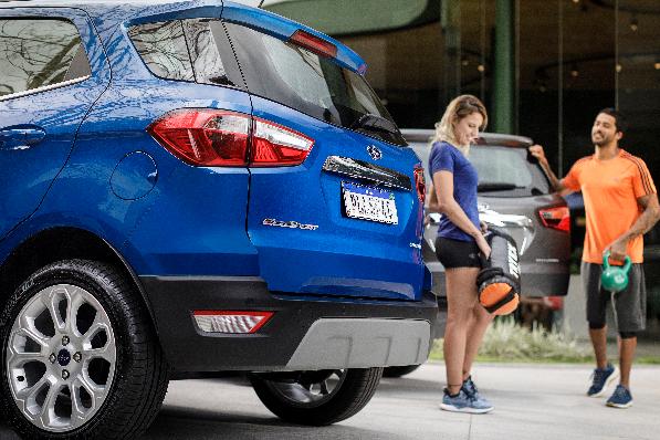 Imagem ilustrativa da notícia: Ford conta porque sacou estepe do EcoSport