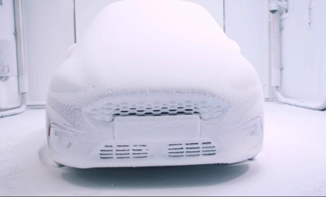 Imagem ilustrativa da notícia: Ford: nova fábrica simulará condições climáticas.