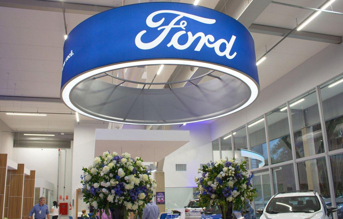 Imagem ilustrativa da notícia: Ford inaugura concessionária em Campinas