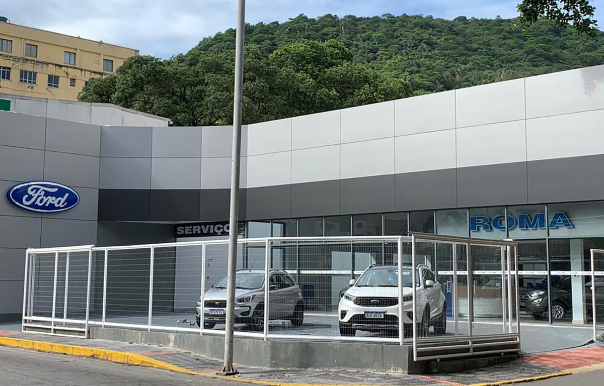 Imagem ilustrativa da notícia: Ford inaugura concessionária no Rio de Janeiro