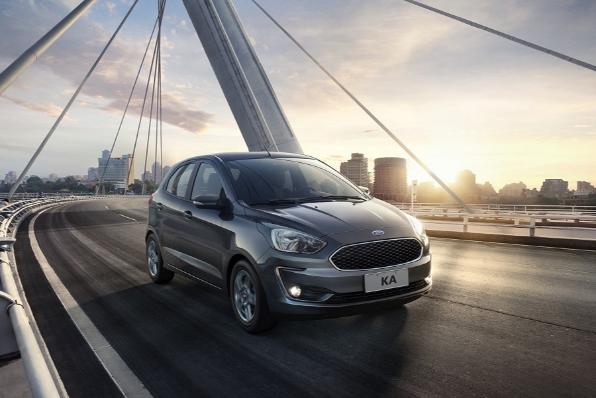 Imagem ilustrativa da notícia: Ford lança plano de recompra garantida para o Ka