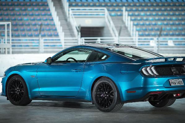 Imagem ilustrativa da notícia: Ford Mustang 2019 chega por R$ 316 mil