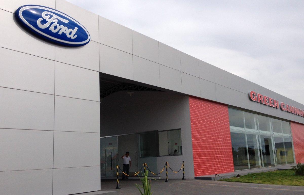 Imagem ilustrativa da notícia: Ford Caminhões e rede discutem futuro da operação