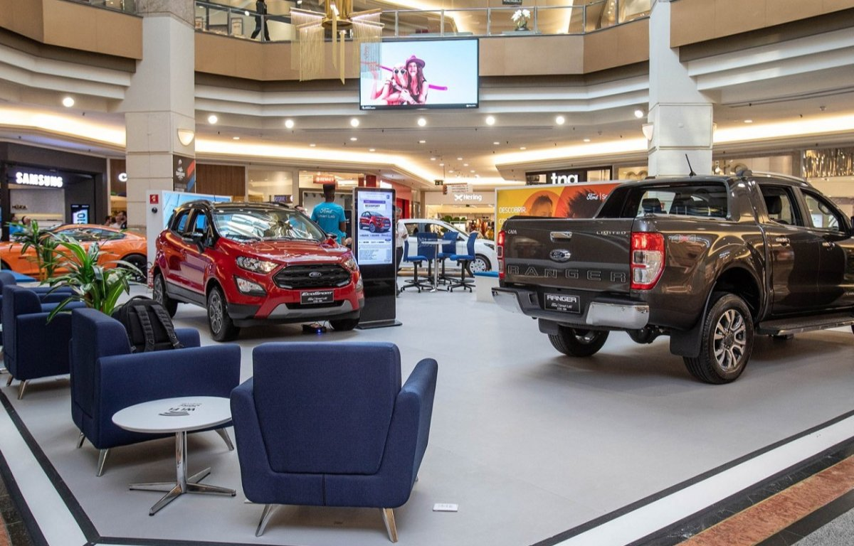 Imagem ilustrativa da notícia: Ford Smart Lab chega ao Brasil