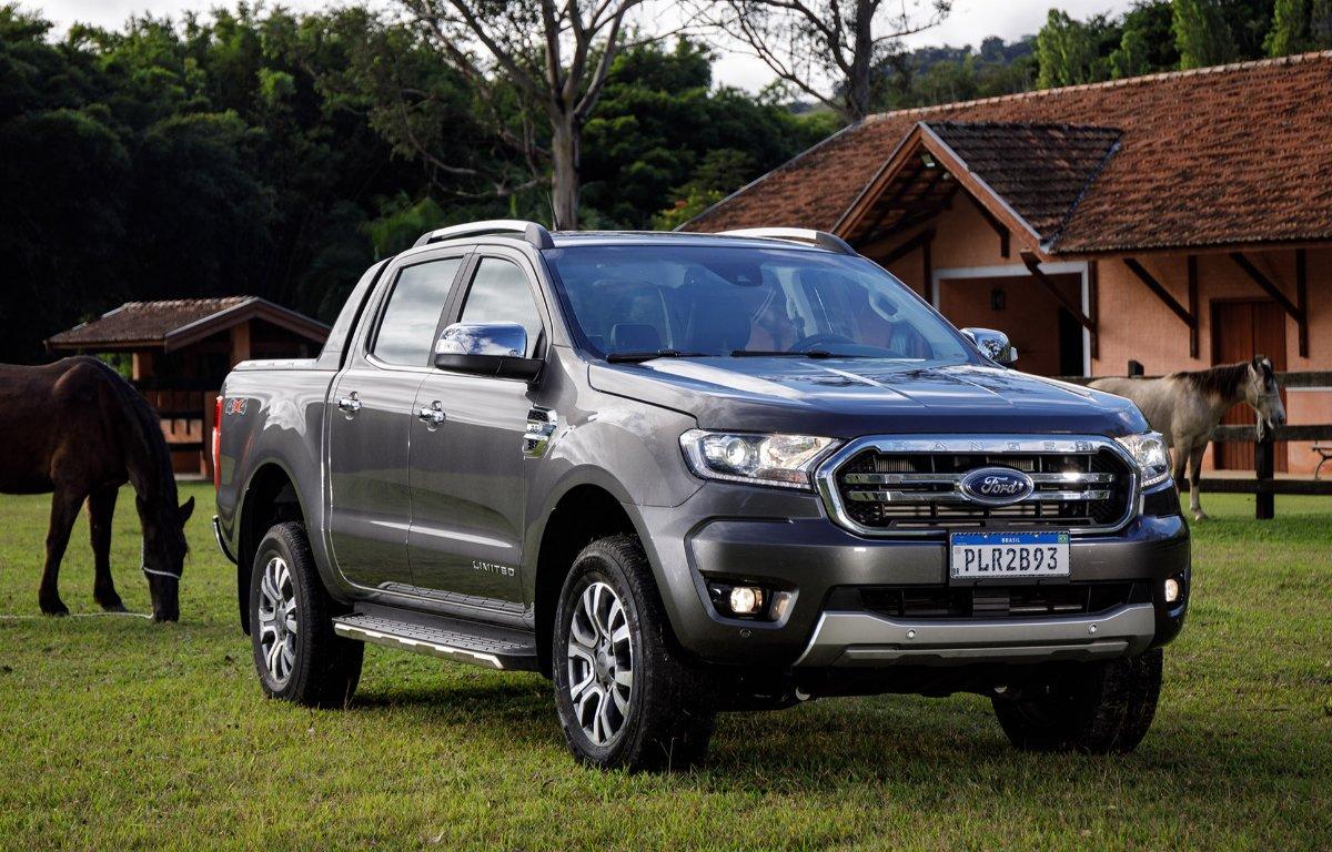 Imagem ilustrativa da notícia: Ford vendeu quase 1,5 milhão de Ranger e Série F