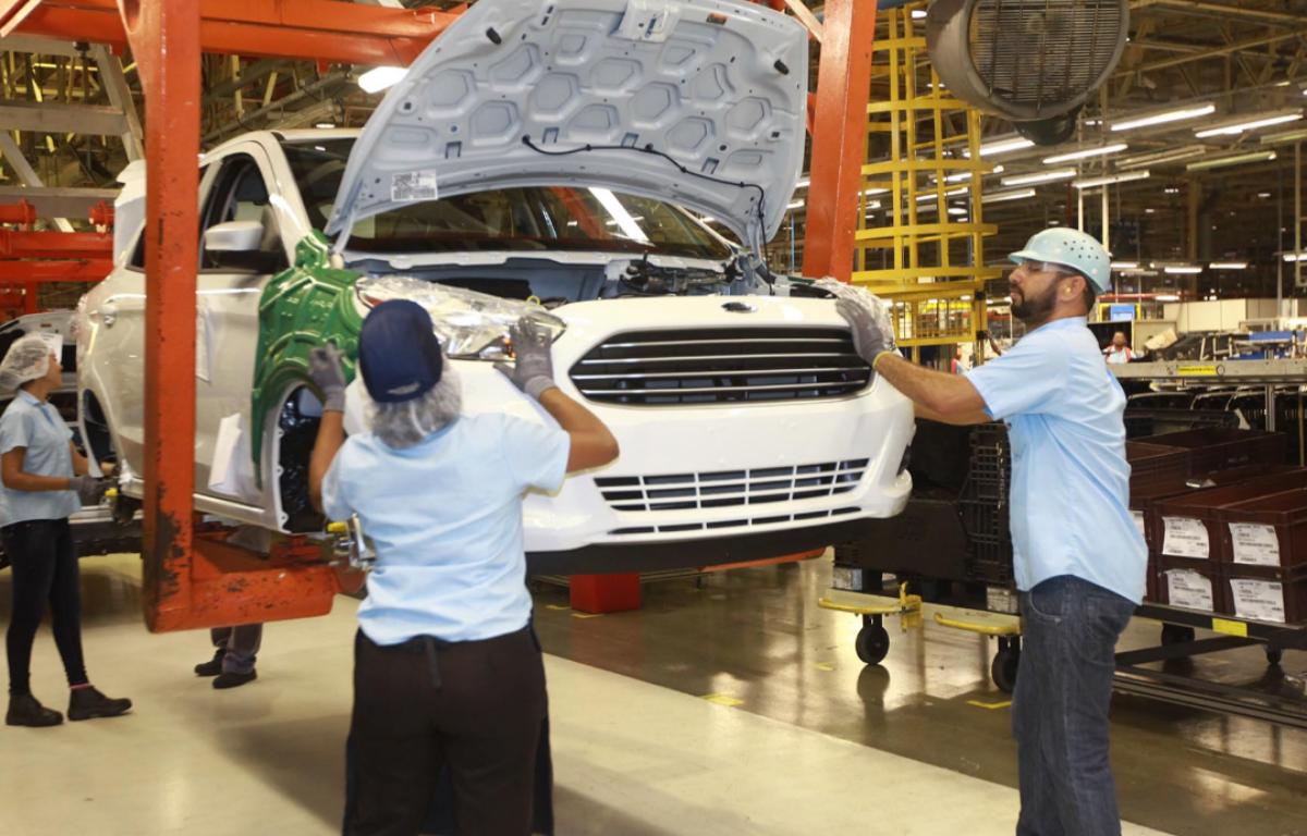 Imagem ilustrativa da notícia: Fornecedores também retornarão ao trabalho na Ford Camaçari