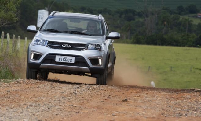 Imagem ilustrativa da notícia: SUV Tiggo 2 chega de olho em Ecosport e Duster