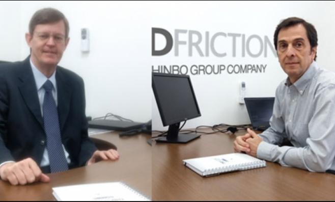 Imagem ilustrativa da notícia: TMD Friction tem novos diretores financeiro e comercial