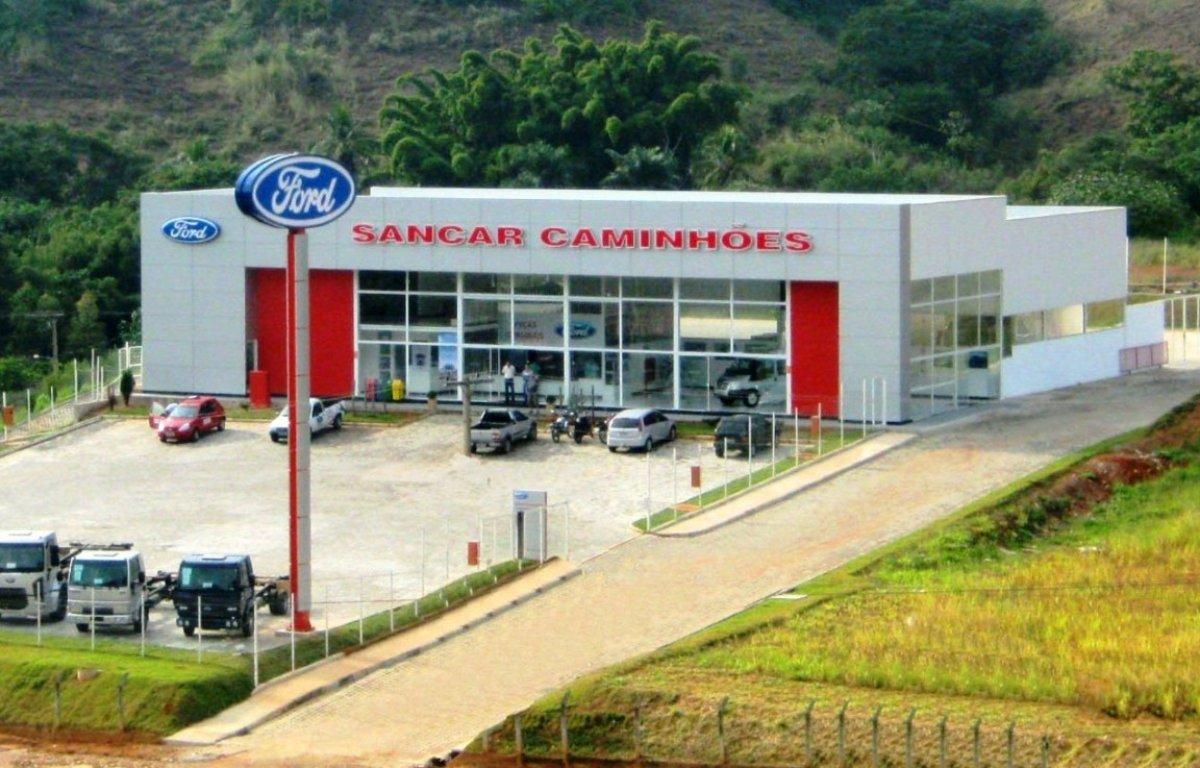 Imagem ilustrativa da notícia: Foton negocia com rede Ford Caminhões