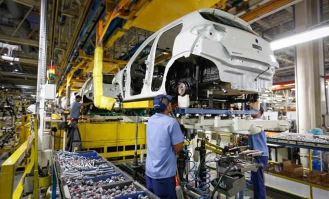 Imagem ilustrativa da notícia: Uso da capacidade instalada é o maior em três anos