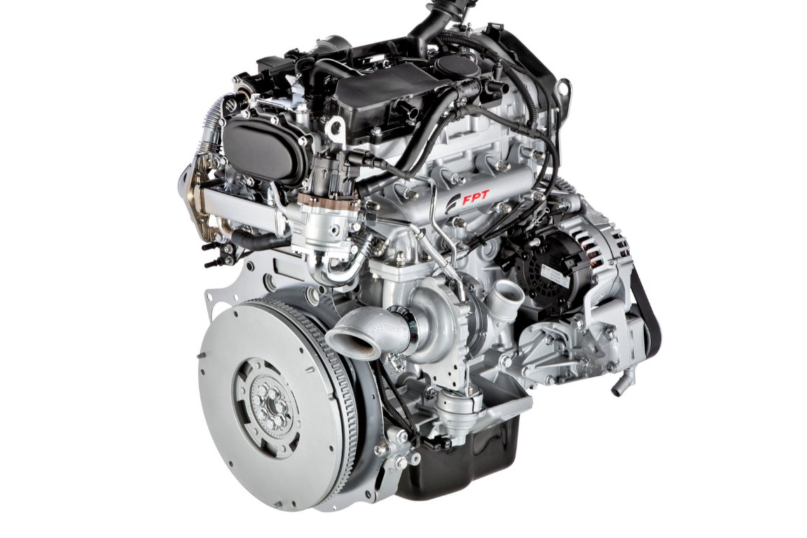Imagem ilustrativa da notícia: FPT apresenta motor movido a biometano, etanol e gás