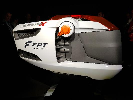 Imagem ilustrativa da notícia: FPT apresenta o motor do futuro