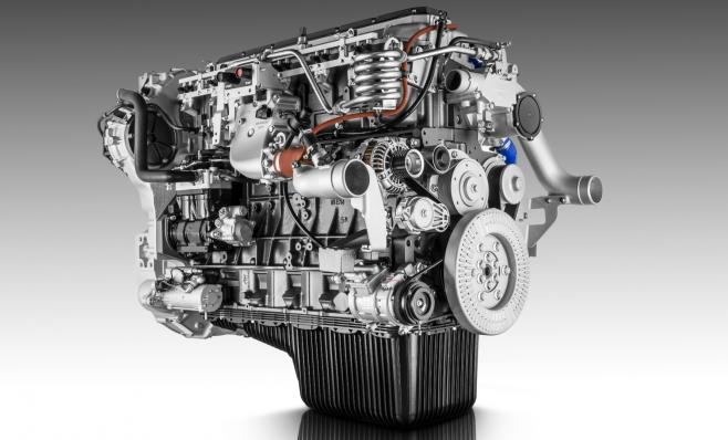 Imagem ilustrativa da notícia: FPT Industrial tem novo motor movido a gás natural