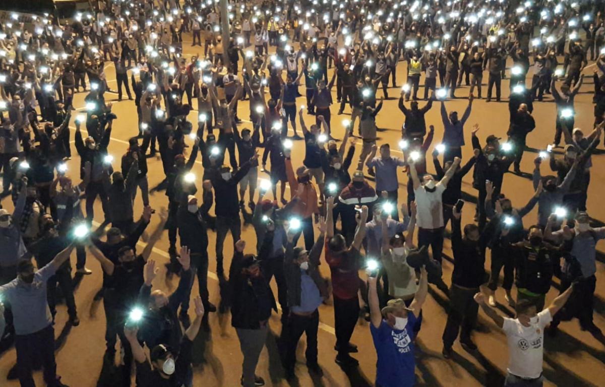 Imagem ilustrativa da notícia: Funcionários da Renault entram em greve no Paraná