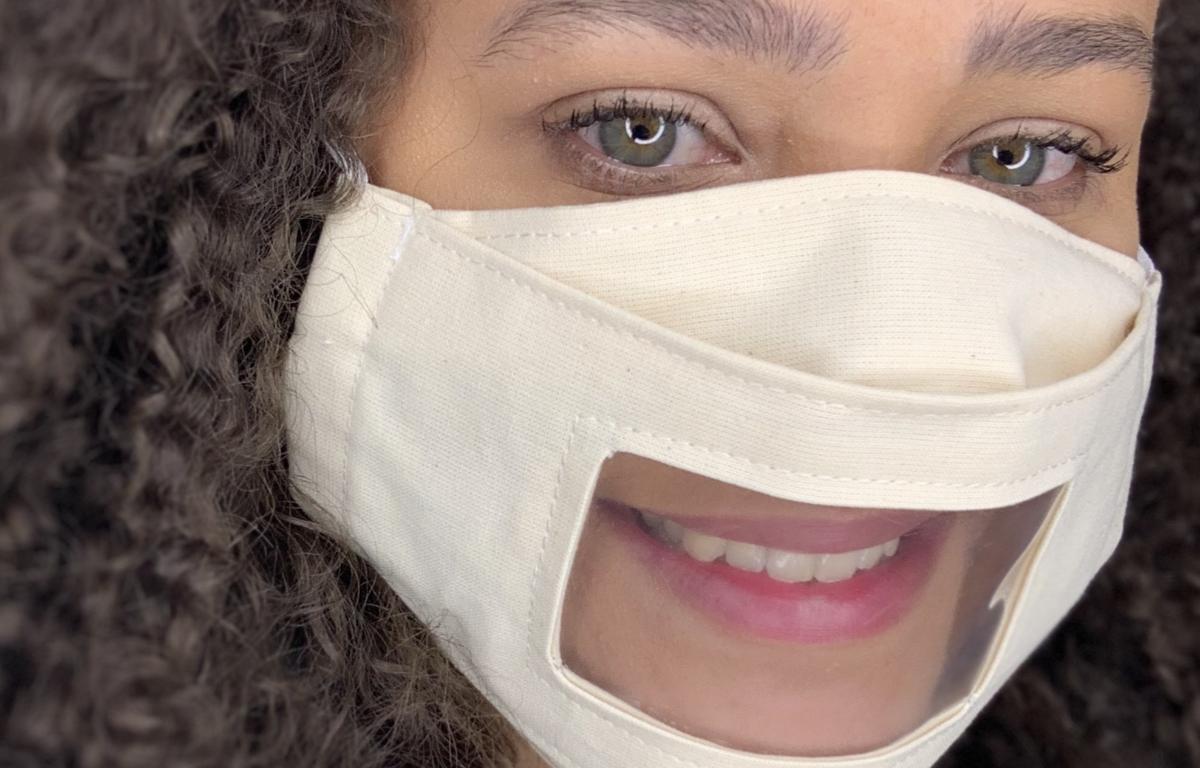 Imagem ilustrativa da notícia: Fundação Grupo VW e Basf criam máscaras para deficientes auditivos