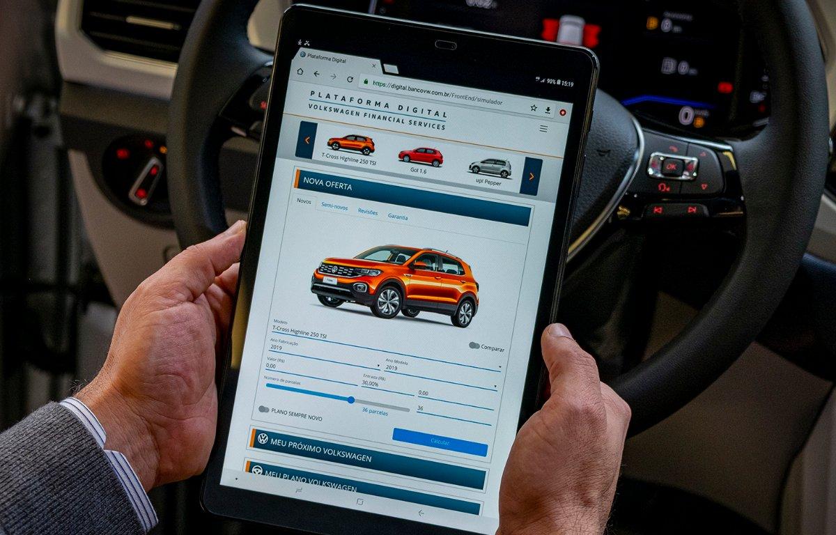 Imagem ilustrativa da notícia: Futuro das concessionárias movimenta mercado de tecnologia