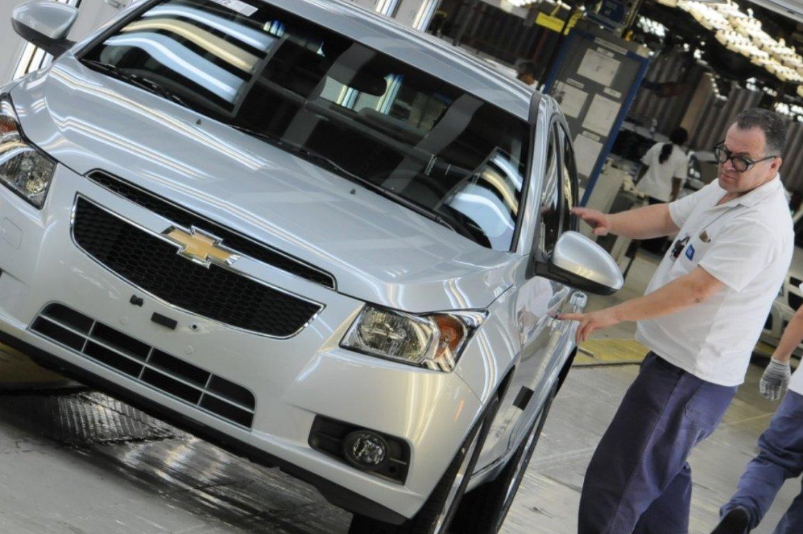 Imagem ilustrativa da notícia: General Motors abre PDV em São Caetano do Sul