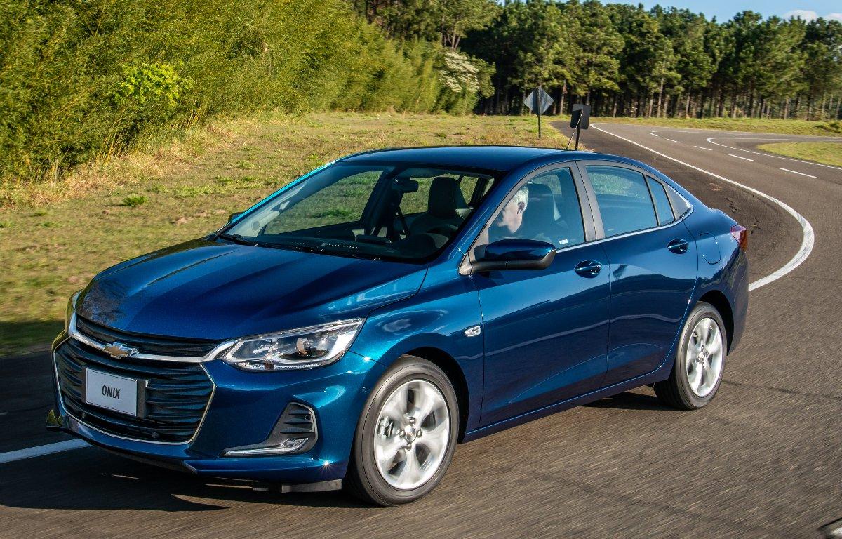 Imagem ilustrativa da notícia: General Motors começa a agendar o recall do Onix Plus