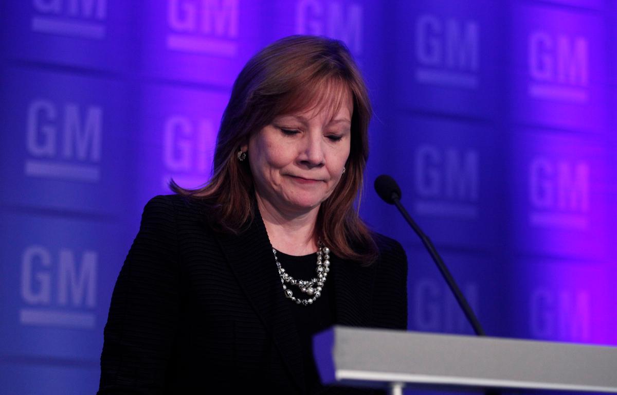 Imagem ilustrativa da notícia: General Motors perdeu US$ 800 milhões no segundo trimestre