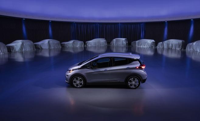 Imagem ilustrativa da notícia: General Motors: vinte modelos elétricos até 2023