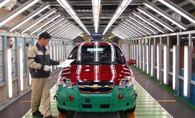Imagem ilustrativa da notícia: Lucro líquido da GM cai 60% no primeiro trimestre