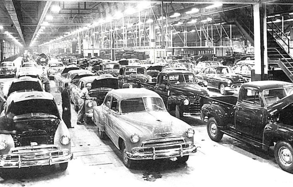 Imagem ilustrativa da notícia: GM chega aos 96 com mais de 17 milhões de veículos produzidos
