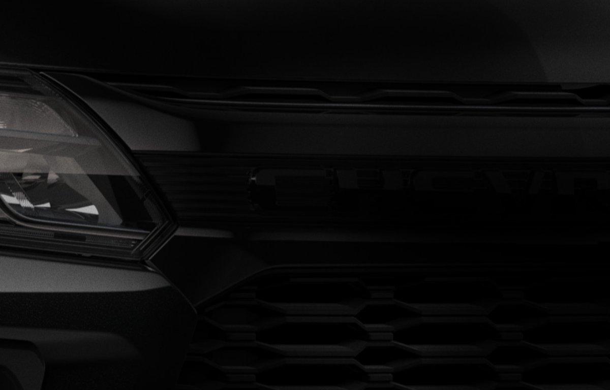 Imagem ilustrativa da notícia: GM divulga primeira imagem da nova Chevrolet S10