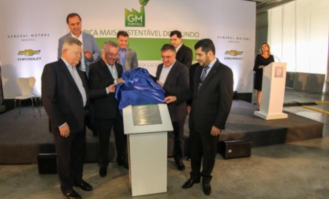 Imagem ilustrativa da notícia: GM investe R$ 1,9 bilhão e quadruplica fábrica de Joinville