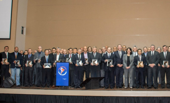 Imagem ilustrativa da notícia: GM premia 69 fornecedores do Brasil e Argentina