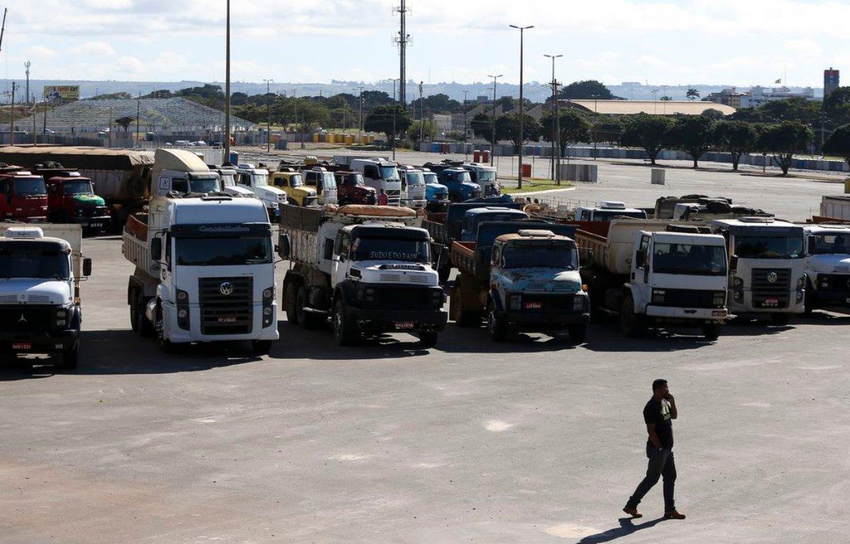 Imagem ilustrativa da notícia: Governo anuncia linha de crédito para caminhoneiros autônomos